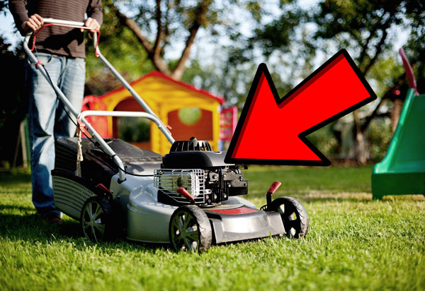 volatile-organic-compound-is-emitted-from-gas-powered-mower