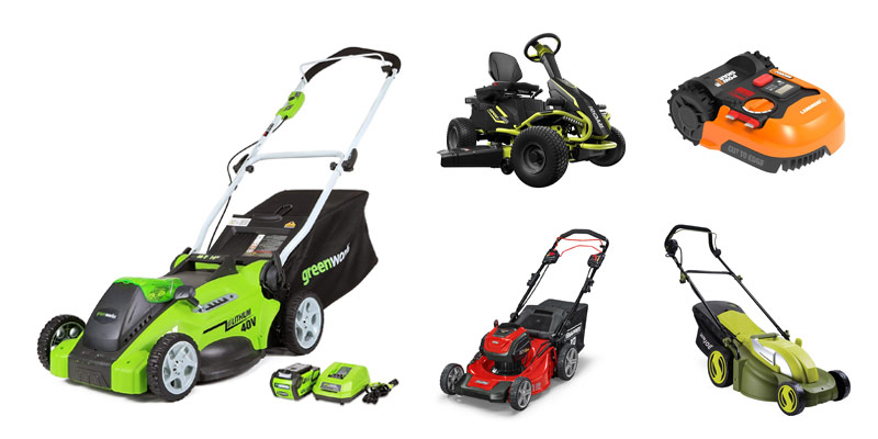 15 Best Electric Lawn Mower Cut Grass Pro
